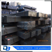 Structural steel factory price angle steel bar with standard length