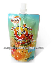 beverage industry high quality aseptic spout bag