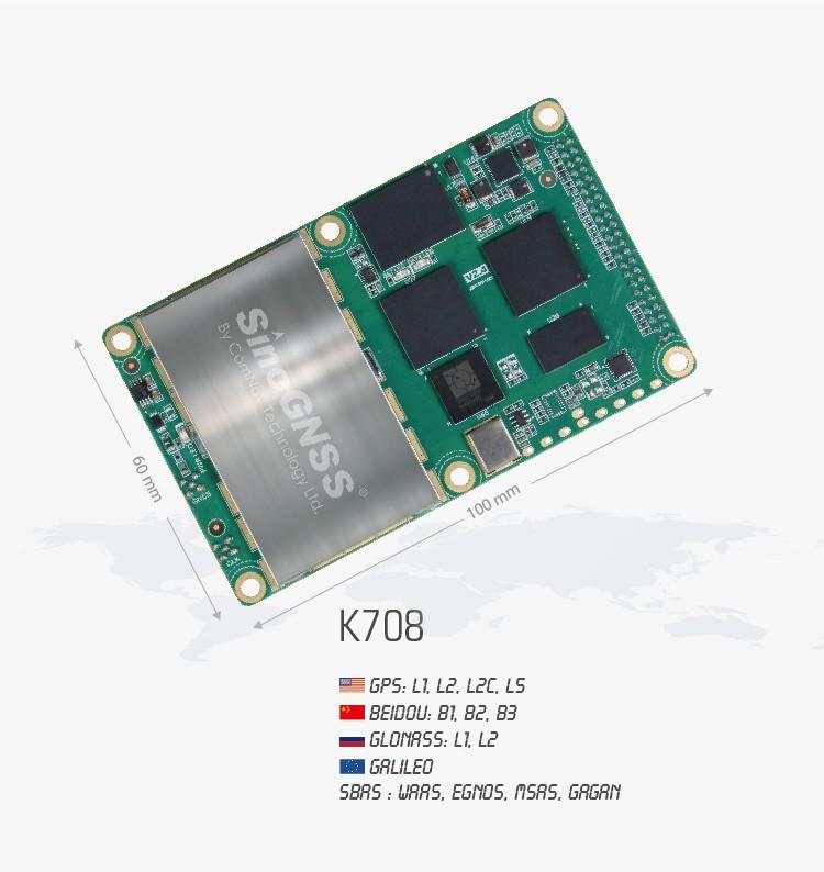ComNav SinoGNSS OEM K708 Receiver GPS Chip for Handheld RTK.jpg