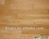 Natural American Red Oak Engineered Wood Flooring