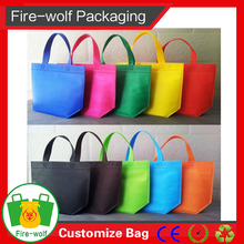 Japan Business Gift Packaging Used Light Stick Non-Woven Fabric Bag