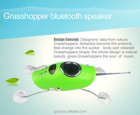 Best mini bluetooth speakers for promotion gift with FM radio animal shape speakers