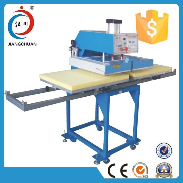 Cheap used t shirt fabric heat press machine heat transfer for Cheapest t shirt printing machine