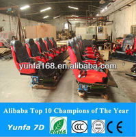 playground indoor 3d movies 4d motion chairs 5d theater equipment