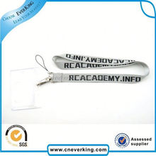 excellent quality printed lanyard no minimum with ID badge holder