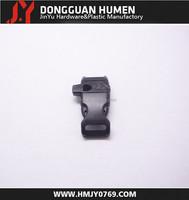 Jinyu paracord bracelet buckle/reversible plastic buckle