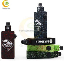 2015 Latest technology box mod wholesale china supplier Tugboat Box Mod clone battery for galaxy s4 mini i9190 i9192 i9195