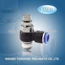 Competitive price hot sale NSE series oem zhejiang plastic union tee plastic quick connect fittings