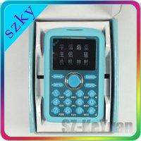 2012 Small card size Children Mini mobile phone