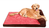 Super soft plush PP cotton filled pet dog cushion