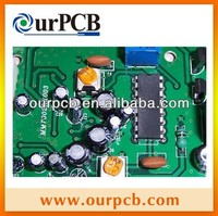 disinfection cabinet circuit board 2 layers multi-layer circuit board pcb manufacture