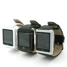2015 meglio della moda orologio smart orologio bluetooth con monitor della frequenza cardiaca
