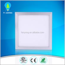 DLC UL CSA certified 277~347v 30w 40w 50w ceiling square ra80 led 2'x2' panel light
