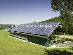 1KW Monocrystaline Solar Cell Price Solar Panels Price India