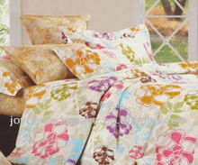 microfiber fabric printed comforter with pp filling