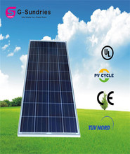 CE/IEC/TUV/UL custom cleared solar panel in eu
