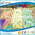 Frutas frescas de pacote temporada compensação de manga