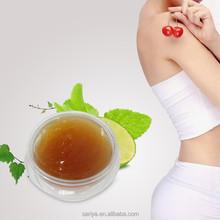 Huile d'olive et fermeté corps crème de massage minceur