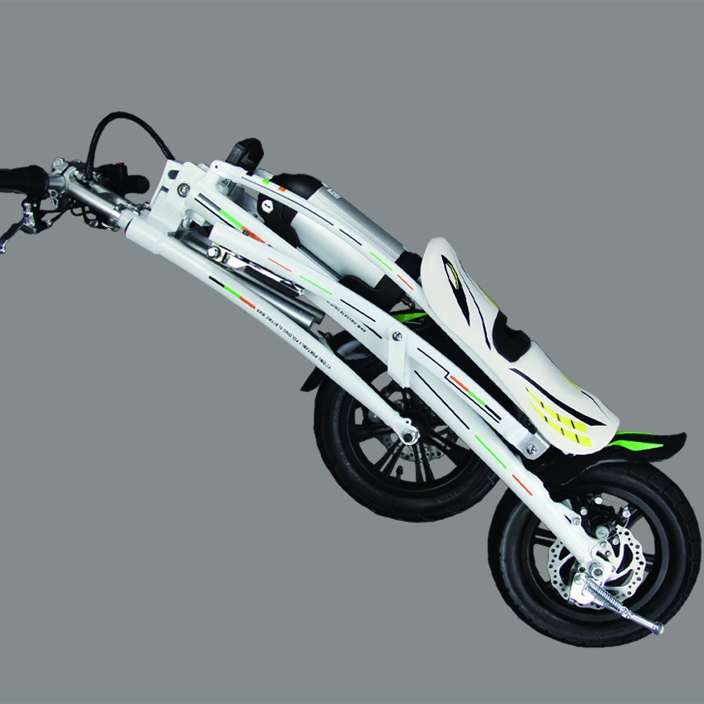 Folding Motor Electric Scooter Electric Motor Road Bike In