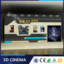 Commercial 8D/9D/Xd Cinema 2/4/6/8/12 Seats Theater 5D
