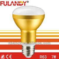 10w R63 led light bulb e27 led bulb light 800 lumen high brightness ushine light science and technology shanghai