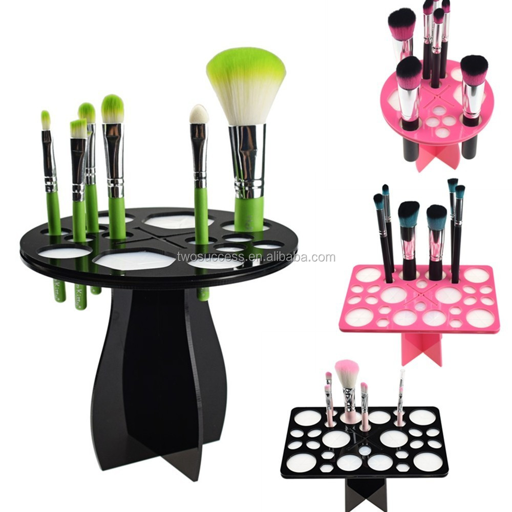 Air-Drying-Makeup-Brush-Tool-Foldable-Acrylic