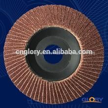 el proveedor de lijado de discos de la aleta en china