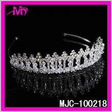 trendy jewelry with rhinestone wedding hair accessories MJC-100218