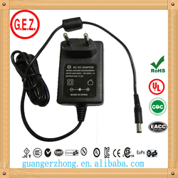 switching power adapter 15v 2a