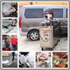 CE new no boiler 30 bar mobile diesel steam cleaner for cars/vapor commercial steam cleaner machines