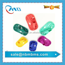 Assorted Colors Customized Computer Mouse Plastic Casing