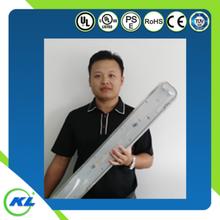 Huizhou 1*58W 2*58 5ft 1500mm t8 waterproof fluorescent light fixtures ip65 led tri-proof light fixture