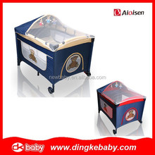 portable baby play pen,out door baby bed playpen,out door baby bed travel cot DKP2015271