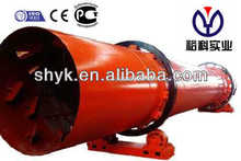 Professional manufacturer of wood chip rotary dryer from Shanghai Yuke