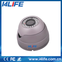 Manufacturer in Shenzhen CCTV AHD camera dome HD analog camera with 720P