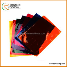 High quality 20g 30g cellophane paper Colorful Cellophane paper Cellulose paper for decration