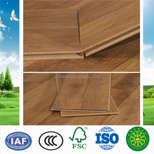 Stable standard size export laminate flooring