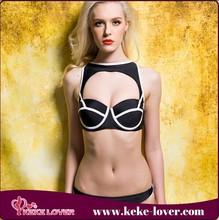 wholesale plus size triangl swimwear hot sexi girls black neoprene bikini lady italian swimwear triangl bikinis