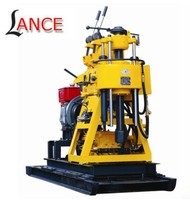 High quality hydraulic La-130Y quarrying drilling equipment with video