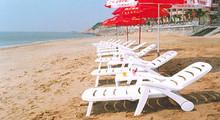 Colores de madera silla de playa / jardín de madera silla / silla de venta