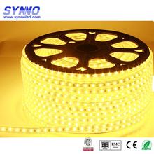 Popular Strip SMD5050 AC220v IP65 60leds led strip light