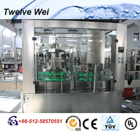 China Famous Automatic can Beer Making Machine /Machine