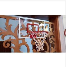 2015 Wholesale Hanging PC Adjustable Basketball Hoop