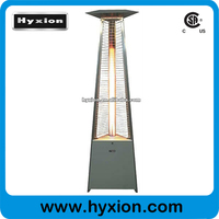 Stainless steel LPG gas pyramid kerosene patio heaters