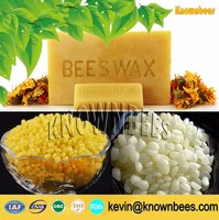 Food grade and cosmetic grade yellow organic beeswax, bulk beewax 100% made in China