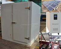 Used Solar power cold rooms for sale/freezer room