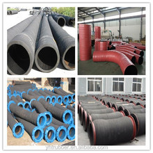 Large diameter sucking and discharging water/Mud delivey rubber hose