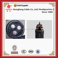 Supply XLPE insulated armored cable Medium Voltage Power Cable 6/10 kV, 12/20 kV, 18/30 kV