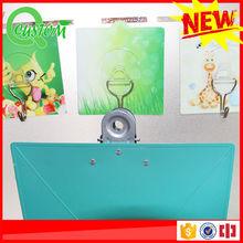3d silica gel decals waterproof tidy bedroom supplies no residue hook