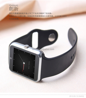 New Arrival Android Smart Watch 2015 with GPS Watch Phone Android 4.4 wifi Bluetooth Smartwatch